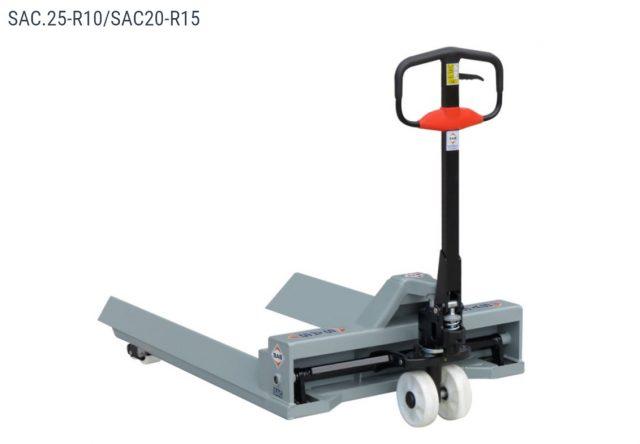 SAC.25-R10 / SAC20-R15