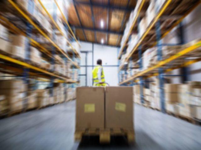 Carga fracionada esquenta vendas de equipamentos de movimentação