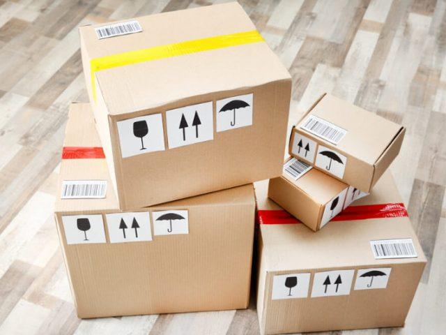O que devo saber quando for enviar cargas frágeis?