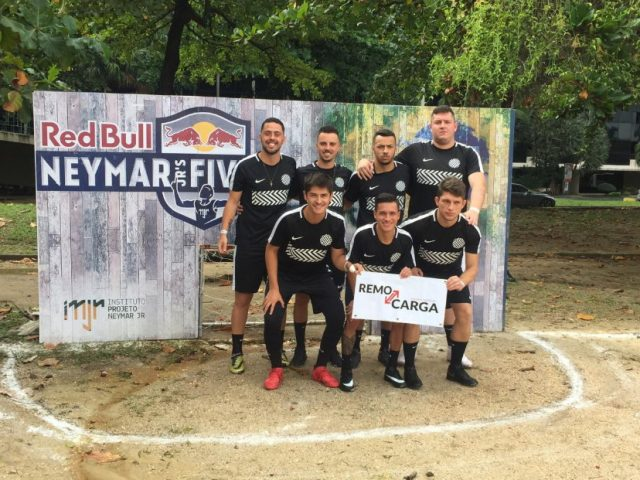 REMOCARGA no Campeonato Red Bull Neymar Jrs Five