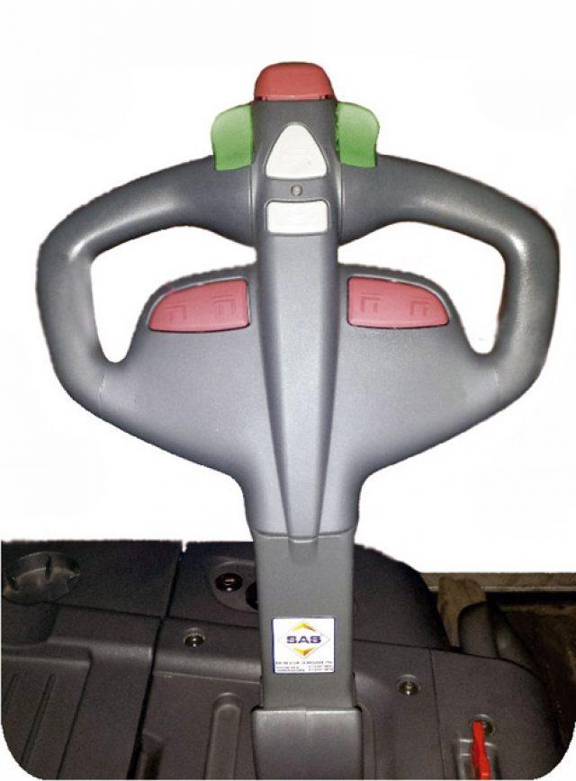 EEP1336 - Empilhadeira Elétrica