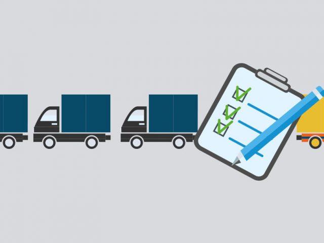 Qual a diferença entre logística e transporte?